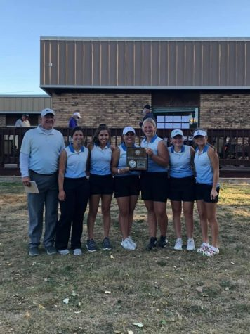 Lady Jay's Golf in a Triple Play-Off