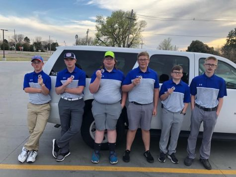 JV Boys Golf