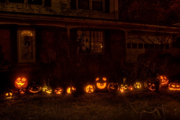 Turnips and Ghosts and Jack-O-Lanterns, and Contest OH MY